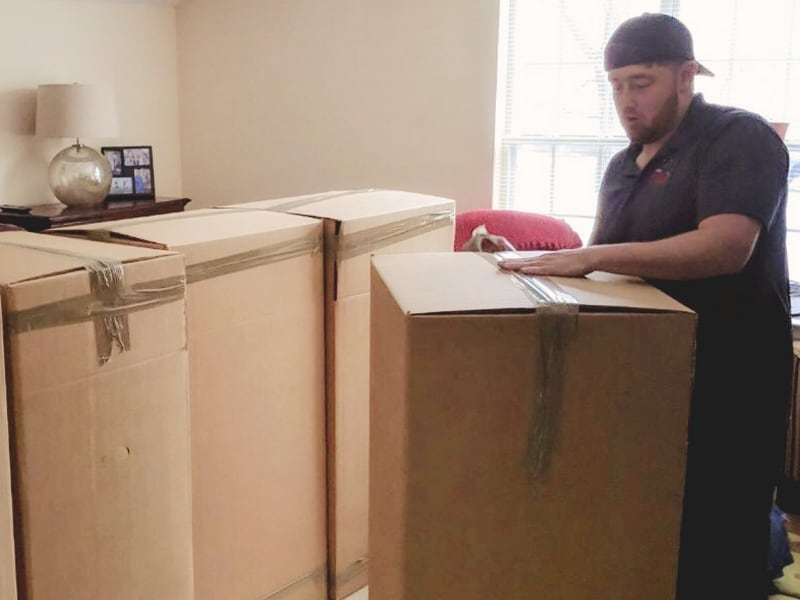 packing services in Ft. Lauderdale